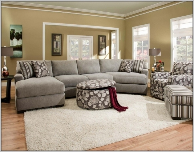 Sectional Sofa With Cuddler Chaise Decorating Home Furniture Photo 57