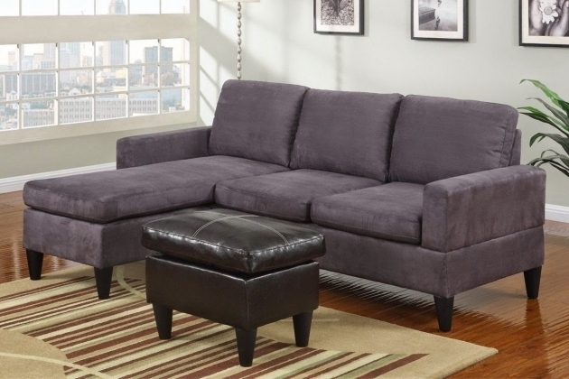 Sleeper Sectional Sofa With Chaise For Small Spaces With Tubular Chromed Metal  Image 48
