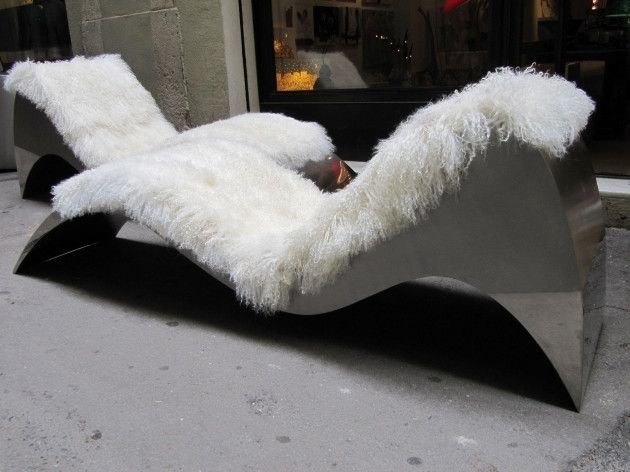 White Chaise Lounge Chairs Indoors Ideas Design Photo 71