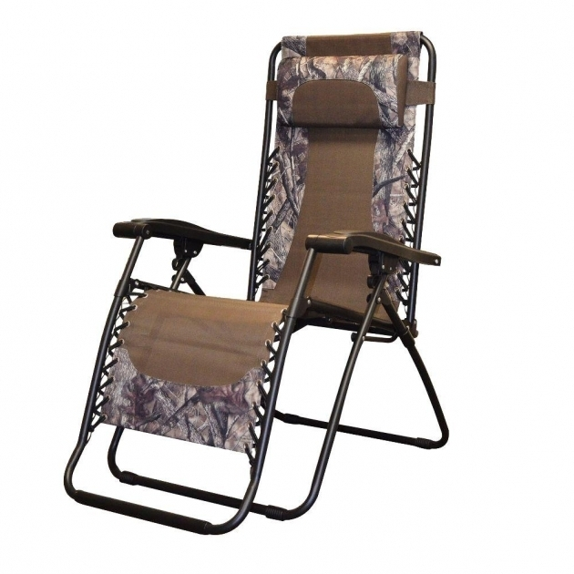 Zero Gravity Chaise Lounge Patio Chair Mesh Folding Image 49