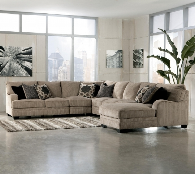Ashley Furniture Sectional Sofa With Chaise Katisha Photo 39