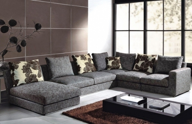 Beautiful Extra Large Sectional Sofas With Chaise Oversized Gray Image 98