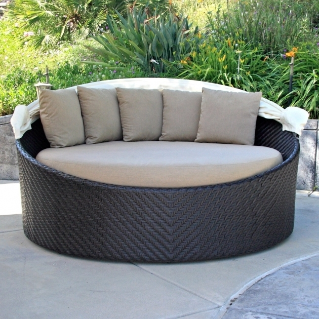Black Wicker Sunbrella Chaise Lounge Cushions On Sale Outdoor Furniture Ideas Images 26