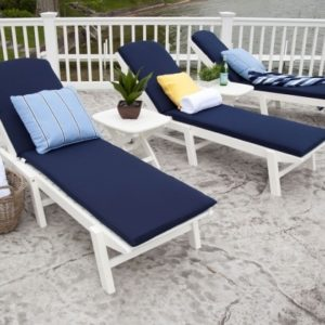 Chaise Lounge Cushions On Sale