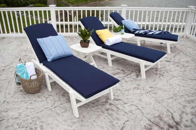 Chaise Lounge Cushions On Sale Modern White Outdoor Furniture Picture 83