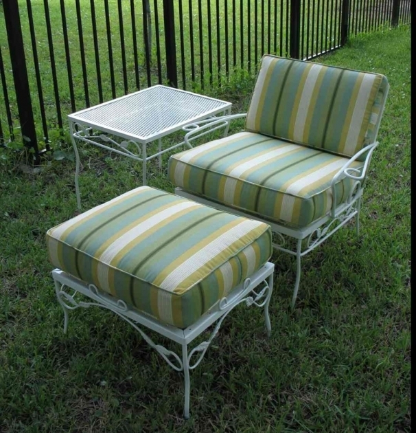Chaise Lounge Replacement Cushions For Outdoor Furniture Vintage Custom Photo 82