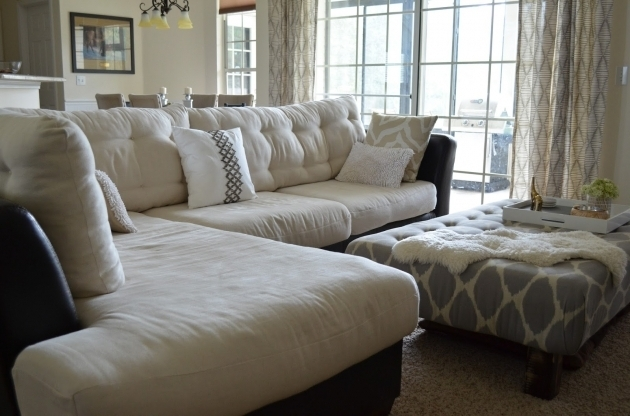 Custom Tufted Sectional Sofa With Chaise Lounge Sleeper Fabric Seat Ideas Image 95