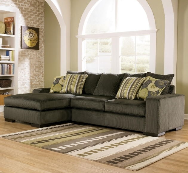 Dark Grey Ashley Furniture Sectional Sofa With Chaise Images 80