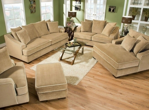 Deep Seated Sofa With Chaise Sectional Images 01