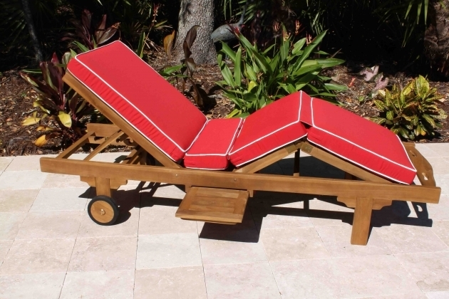 Deluxe Sunbrella Chaise Lounge Cushions On Sale Jockey Red Pictures 54