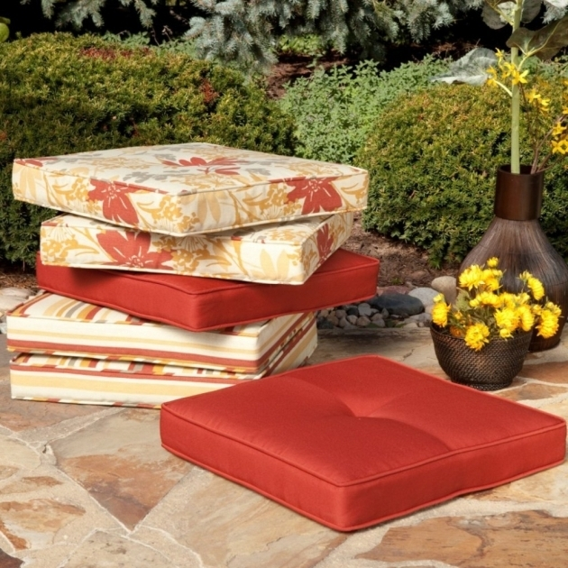 Double Chaise Lounge Outdoor Replacement Cushions Home Design Ideas Image 13