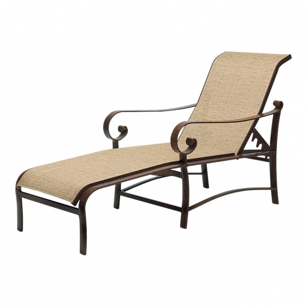 Exterior Sling Chaise Lounge Chair Designing Home Ideas Pictures 02