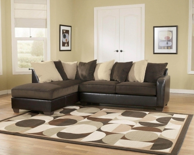 Faux Leather Ashley Furniture Sectional Sofa With Chaise Beautiful Design Ideas Comfortable Living Room Images 55