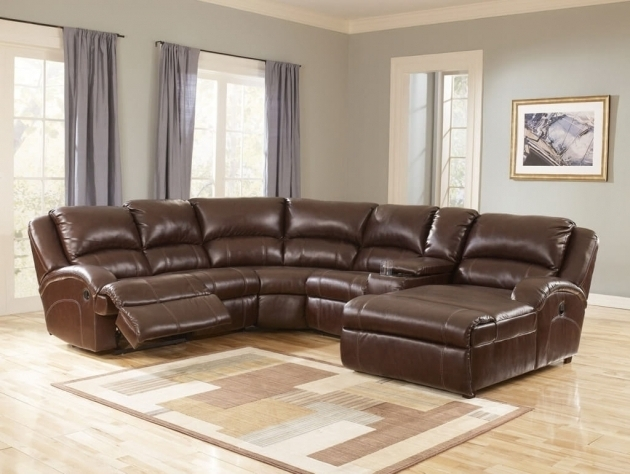 Furniture Ideas Leather Sectional With Chaise Lounge Picture 09