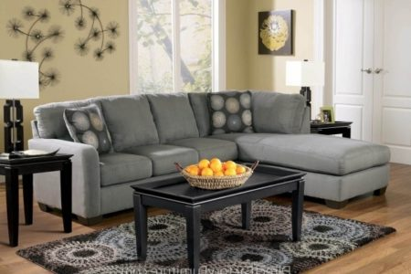 Ashley Furniture Sectional With Chaise