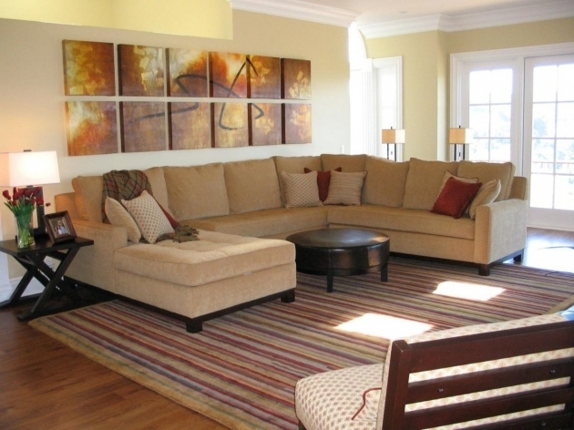 Large Sectional Deep Sofa With Chaise Reclining Ideas Image 20