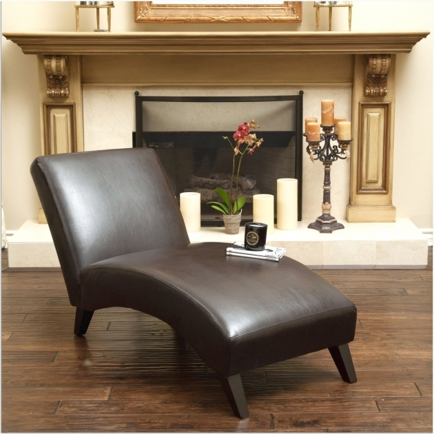 Leather Small Chaise Lounge Chair Design Ideas For Your Home Remodeling Ideas Pictures 13