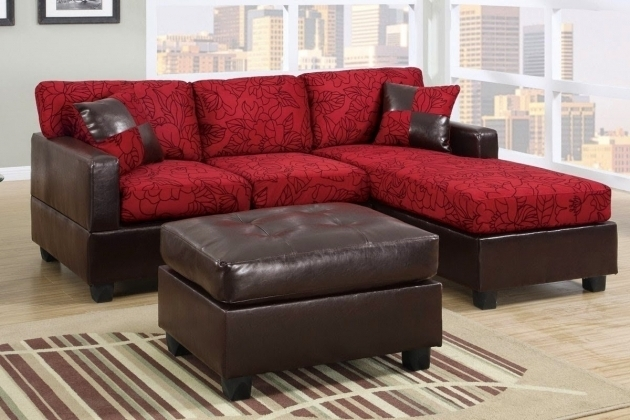 Red Sectional Sofa With Chaise Photo 77