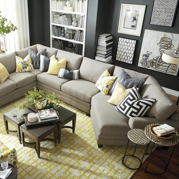 Sectional Sofa With Chaise And Cuddler Household Furniture On Home Decorating Ideas Photo 53