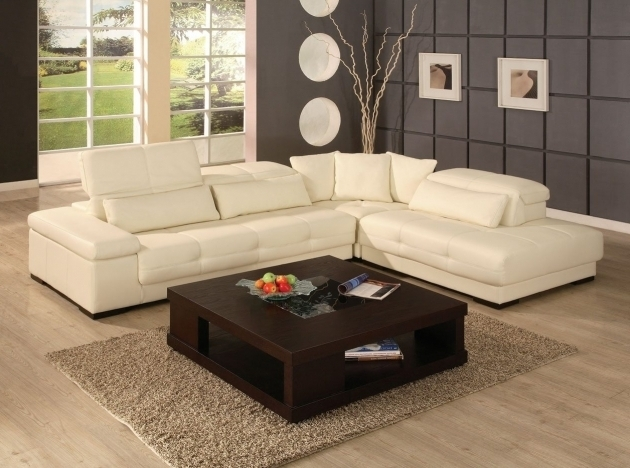 Small Tufted Sectional Sofa With Chaise Photo 05