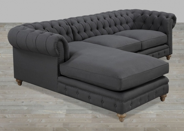 small tufted sectional sofa with chaise photo 05 chaise design. Black Bedroom Furniture Sets. Home Design Ideas