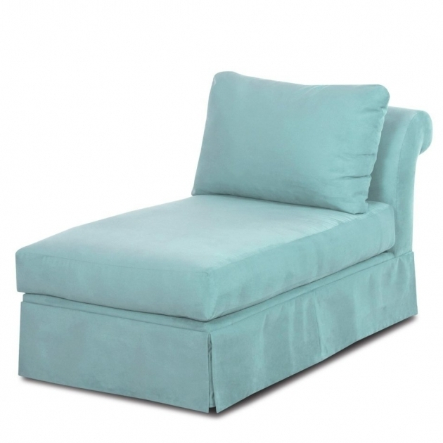 Turquoise Chaise Lounge Design Ideas Photo 26