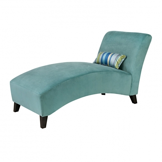 Turquoise Chaise Lounge Indoor Pictures 38