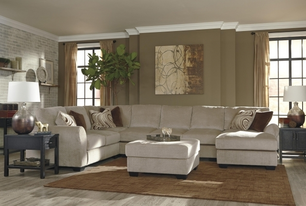 4 Piece Sectional Sofa With Chaise Armless Sofa Left Picture 77