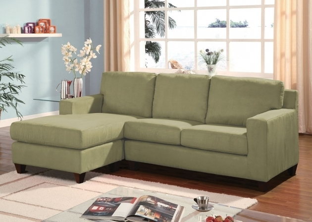 Acme 05915 Vogue Sage Reversible Microfiber Sectional Sofa With Chaise Photo 69