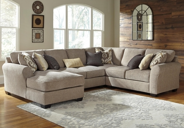 Benchcraft Pantomine 4 Piece Sectional Sofa With Chaise Ideas Pictures 25
