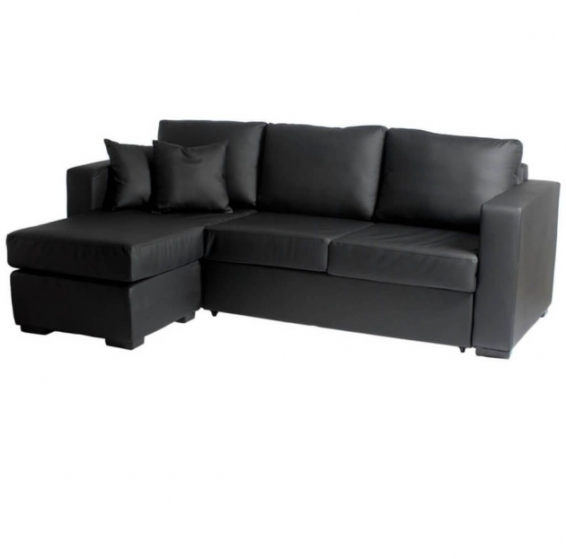 Chaise lounge sleeper sofa chaise design for Black chaise lounge sofa