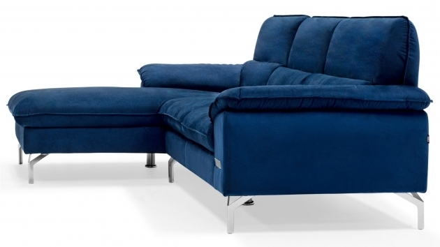 Blue Blue Sectional Sofa With Chaise Bed Darcy 2piece For Bedroom Image 51