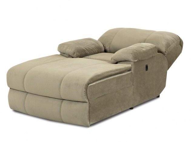 Oversized Reclining Chaise Lounges Indoor