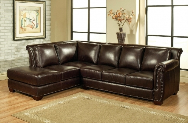 Leather Couch With Chaise And Recliner Home Elegant Brown Sectional Sofa Photos 82