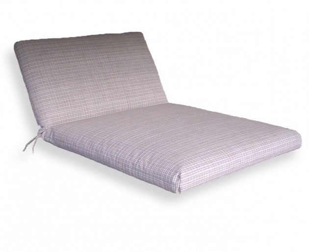 Outdoor Double Chaise Lounge Cushions Pictures 54