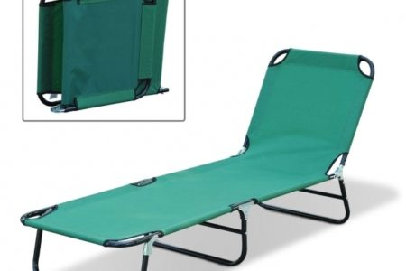 PVC Chaise Lounge