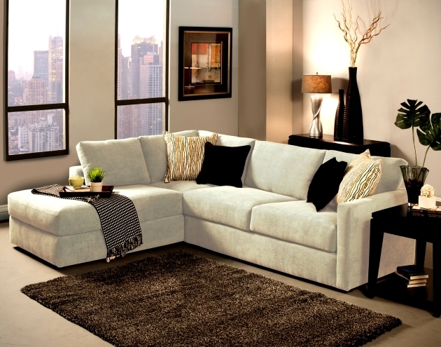 Sectional Sofas With Chaise Lounge Benchley Cachet Sect Snow Photos 94