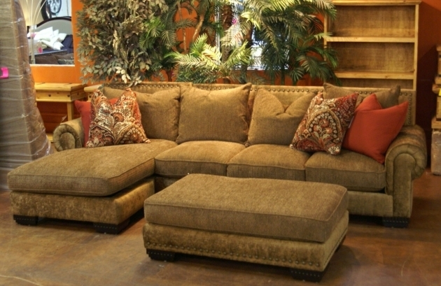 Tan Sectional Leather Couch With Chaise Images 94