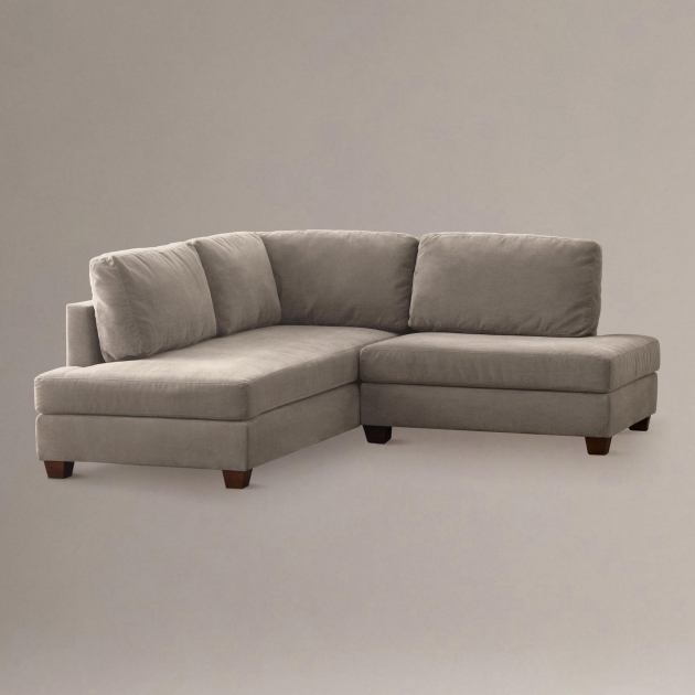 Comfy Couch Small Sectional Sofa With Chaise Living Room Furniture Design Photo 04