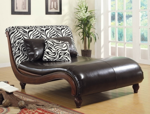 Contemporary Zebra Chaise Lounge Print Pictures 51