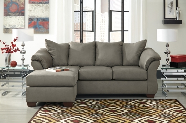 Fabric Sectionals Ashley Furniture Chaise Sofa Images 19
