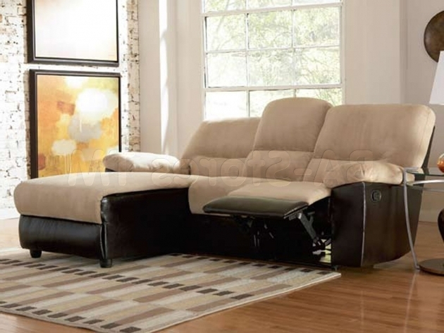 Furniture Modern Beige Small Sectional Sofa With Chaise Photo 44