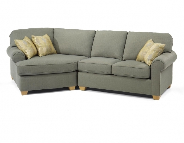 Leather Small Sectional Sofa With Chaise Grey Picture 67