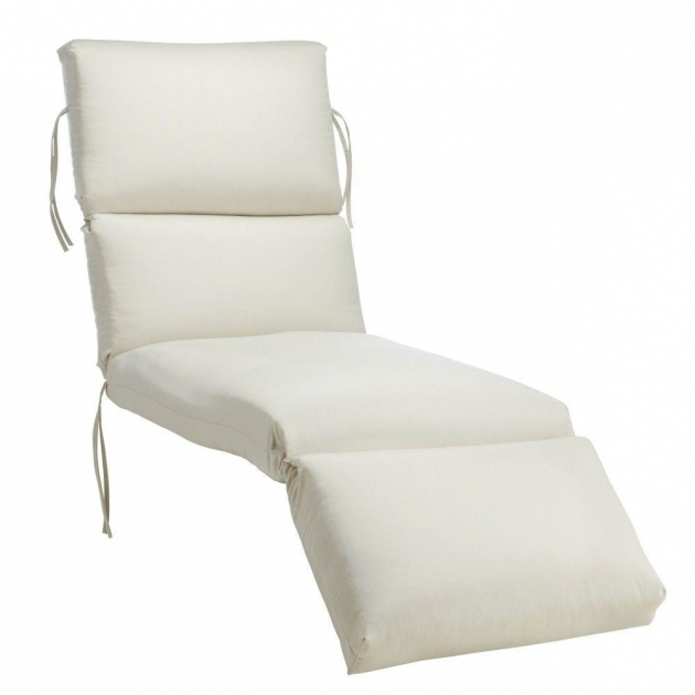 Outdoor White Chaise Lounge Replacement Cushions Sunbrella Pictures 37