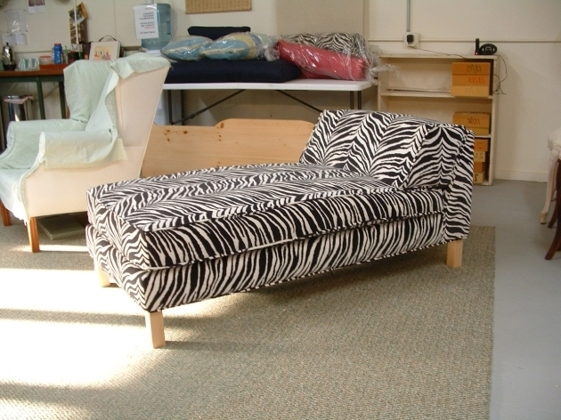 Zebra Chaise Lounge Pattern Design Image 21