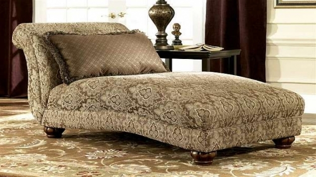 Elegant Indoor Double Chaise Lounge Furniture Images 65