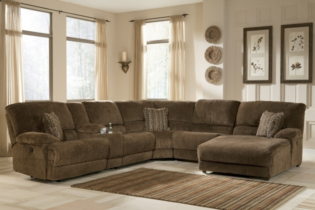Lane Sectional Lazy Boy Reclining Sofa With Chaise Photos 51