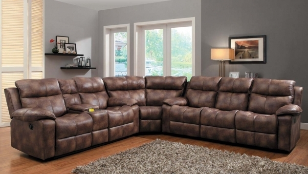Microfiber Additional Large Sectional Reclining Sofa With Chaise Pics 38