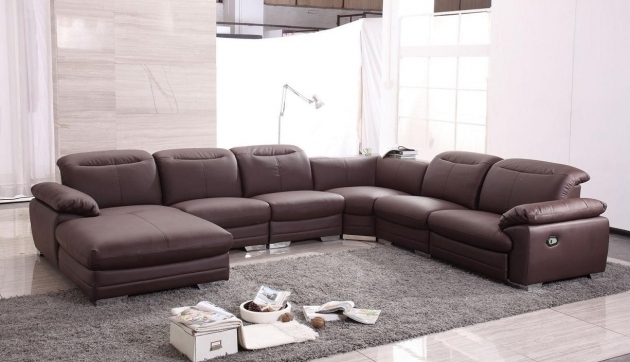 Modern Sofas In Ragan Meadow Reclining Sofa With Chaise Photos 17