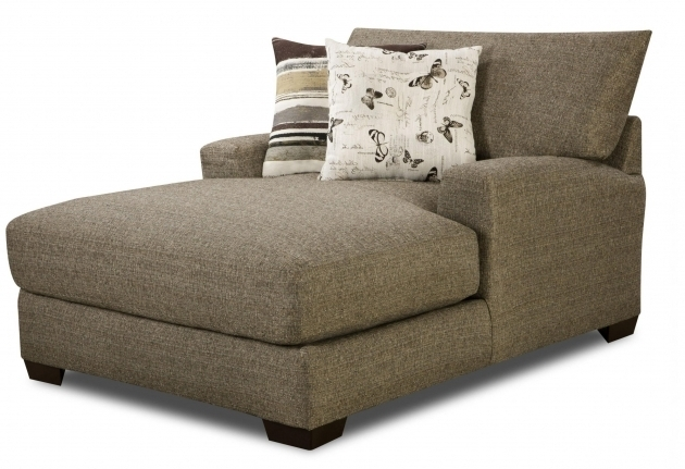 Furniture Outdoor And Indoor Oversized Chaise Lounge Image 11